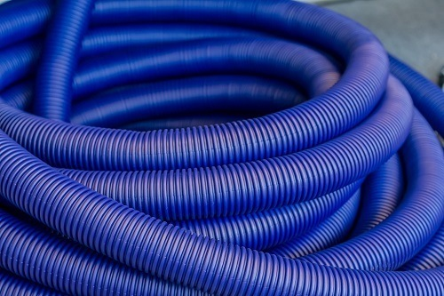 Purple Expandable Hose