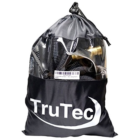 TruTec 100-Foot Expanding Garden Hose Bag