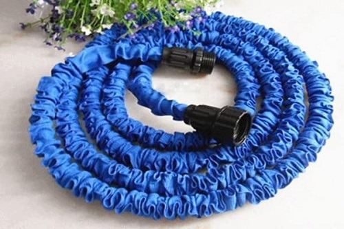 Nicely Folded Expandable Hose