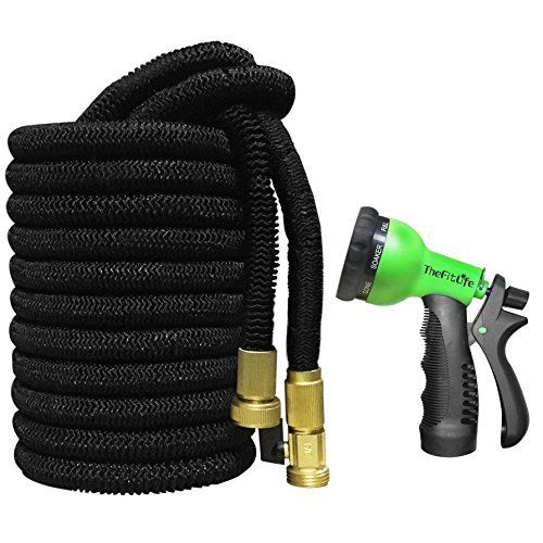FitLife Expandable Garden Hose